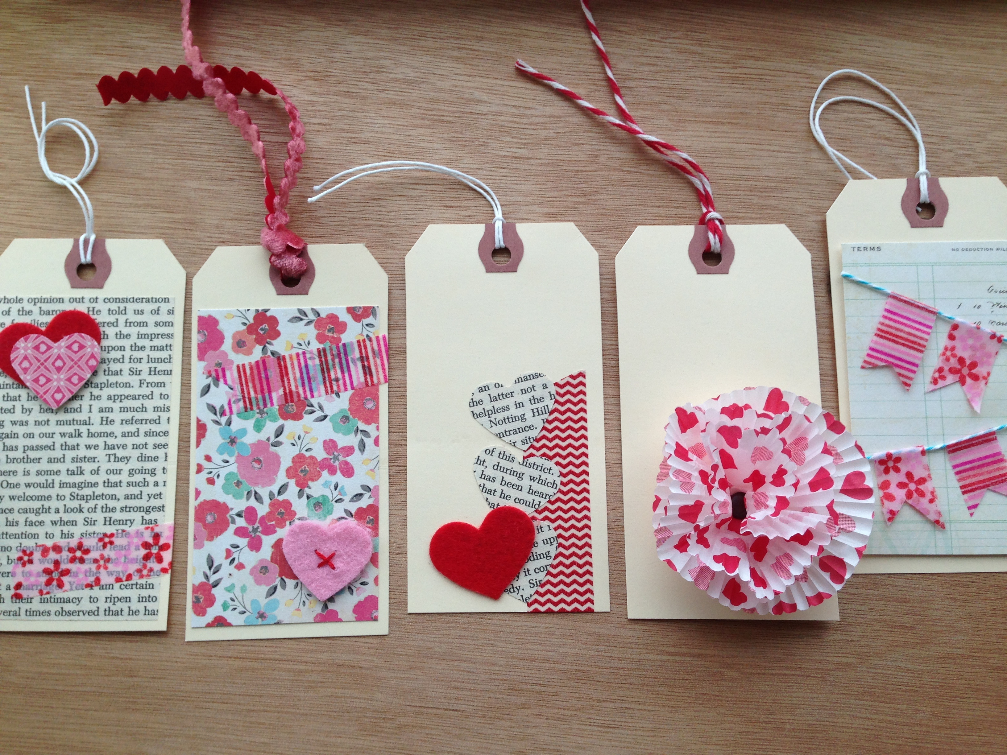 Valentine tags little things i love for Nice things to do for valentines day